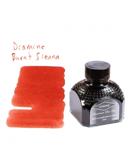 Diamine BURNT SIENNA (Tintero 80 ml)