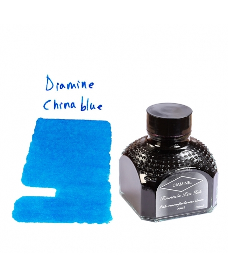 Diamine CHINA BLUE (Tintero 80 ml)