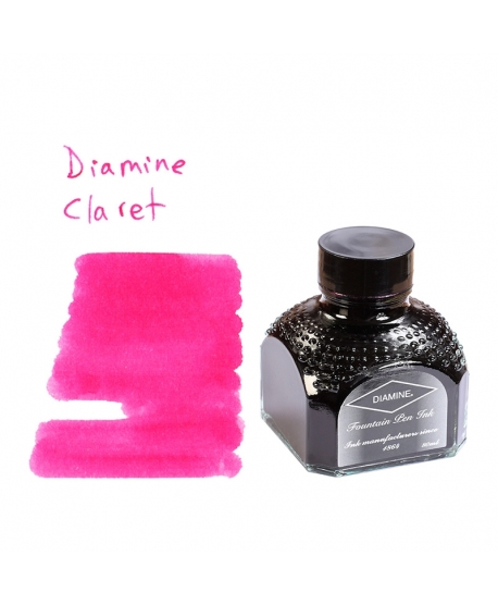 Diamine CLARET (80 ml bottle of ink)