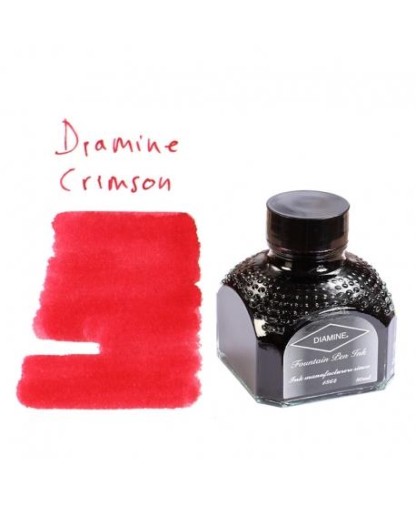 Diamine CRIMSON (80 ml bottle of ink)
