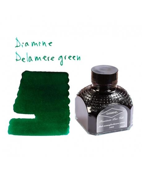 Diamine DELAMERE GREEN (Tintero 80 ml)