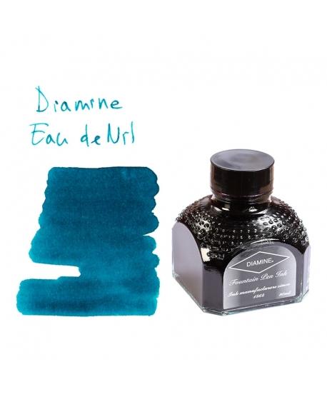 Diamine EAU DE NIL (Bouteille d' encre 80 ml)