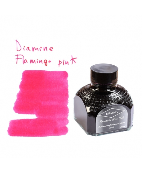 Diamine FLAMINGO PINK (Tintero 80 ml)