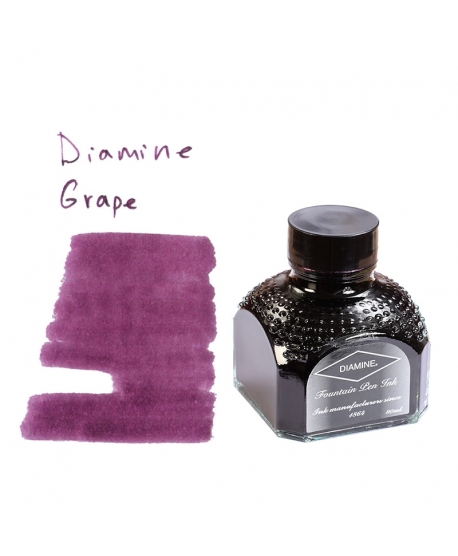 Diamine GRAPE (80 ml bottle of ink)