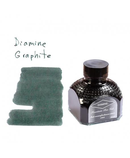 Diamine GRAPHITE (80 ml bottle of ink)
