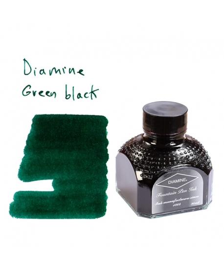 Diamine GREEN BLACK (Tintero 80 ml)
