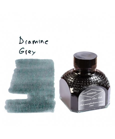 Diamine GREY (Tintero 80 ml)