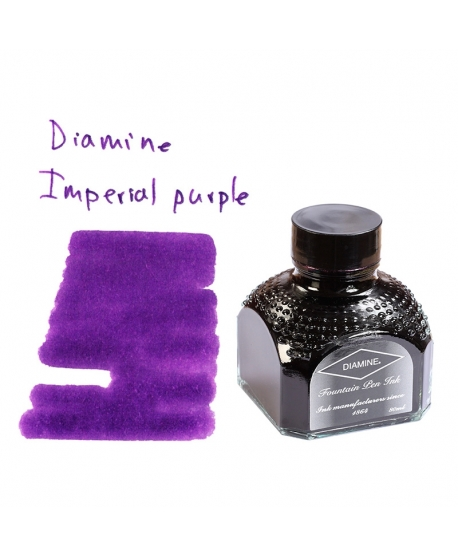 Diamine IMPERIAL PURPLE (Tintero 80 ml)