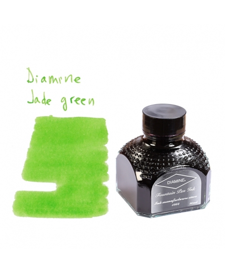 Diamine JADE GREEN (80 ml bottle of ink)