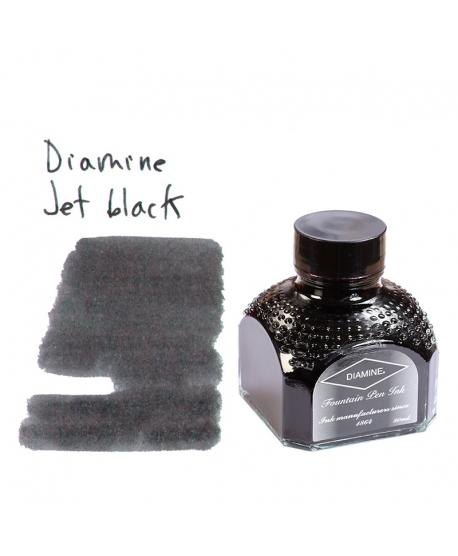 Diamine JET BLACK (80 ml bottle of ink)
