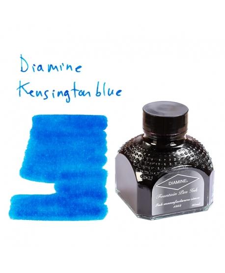 Diamine KENSINGTON BLUE (Bouteille d' encre 80 ml)