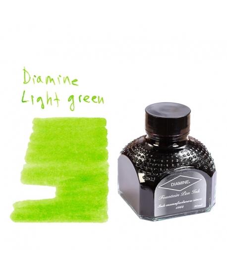 Diamine LIGHT GREEN (80 ml bottle of ink)