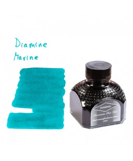 Diamine MARINE (80 ml bottle of ink)