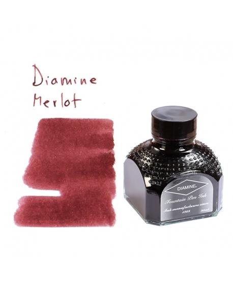 Diamine MERLOT (80 ml bottle of ink)
