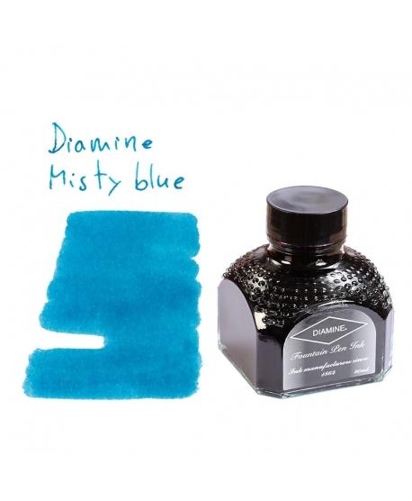 Diamine MISTY BLUE (Tintero 80 ml)