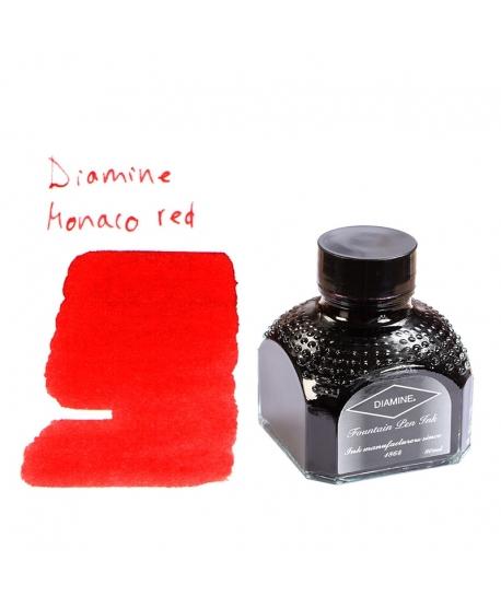 Diamine MONACO RED (Tintero 80 ml)