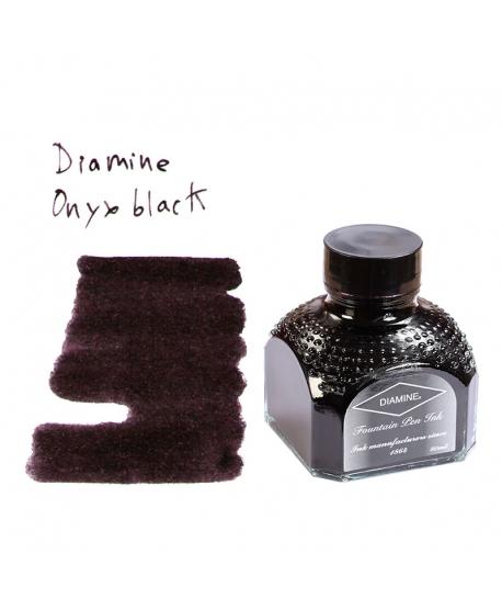 Diamine ONYX BLACK (Tintero 80 ml)