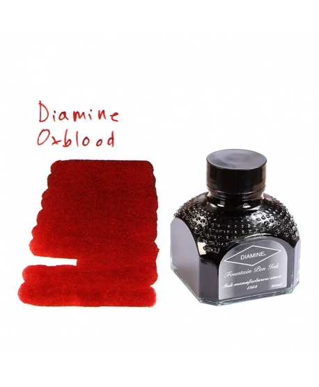Diamine OXBLOOD (80 ml bottle of ink)