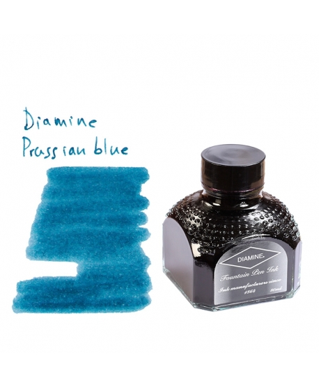 Diamine PRUSSIAN BLUE (Tintero 80 ml)