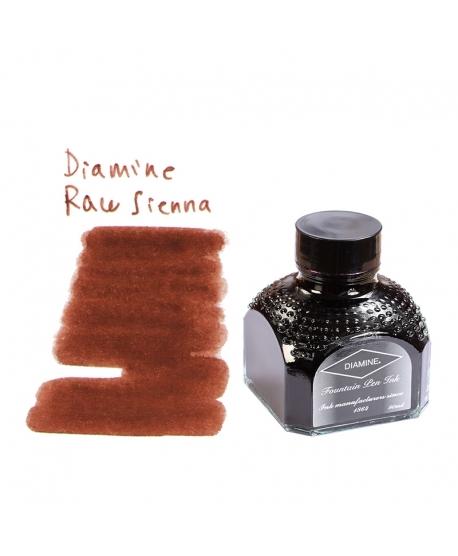 Diamine RAW SIENNA (80 ml bottle of ink)