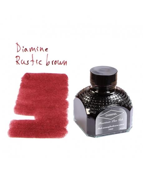 Diamine RUSTIC BROWN (Tintero 80 ml)