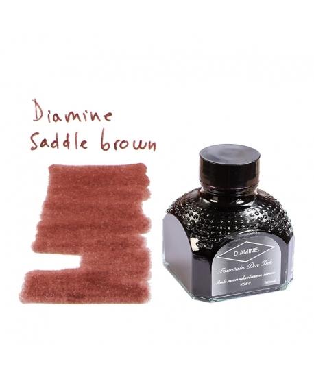 Diamine SADDLE BROWN (Tintero 80 ml)