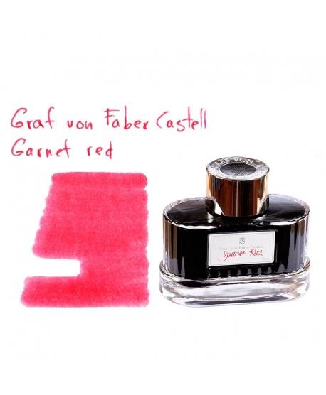 Faber-Castell GARNET RED (75 ml bottle of ink)