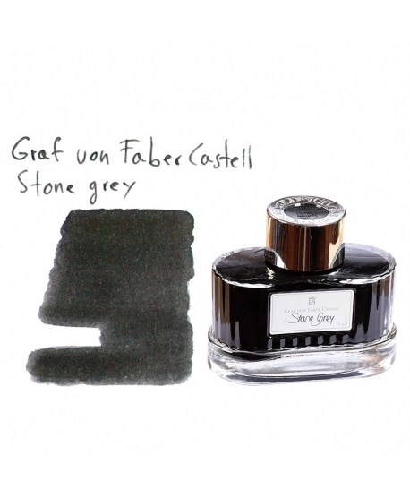 Faber-Castell STONE GREY (75 ml bottle of ink)