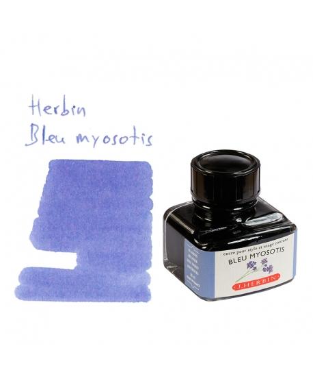 Herbin BLEU MYOSOTIS (Bouteille d' encre 30 ml)