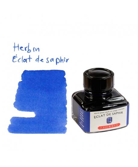 Herbin ÉCLAT DE SAPHIR (Bouteille d' encre 30 ml)