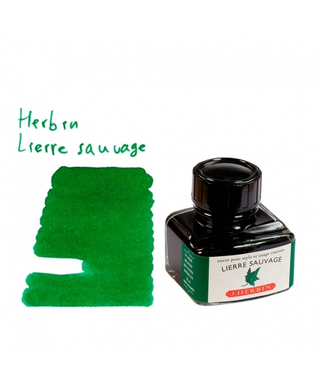 Herbin LIERRE SAUVAGE (Bouteille d' encre 30 ml)