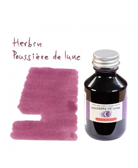 Herbin POUSSIÈRE DE LUNE (Bouteille d' encre 100 ml)