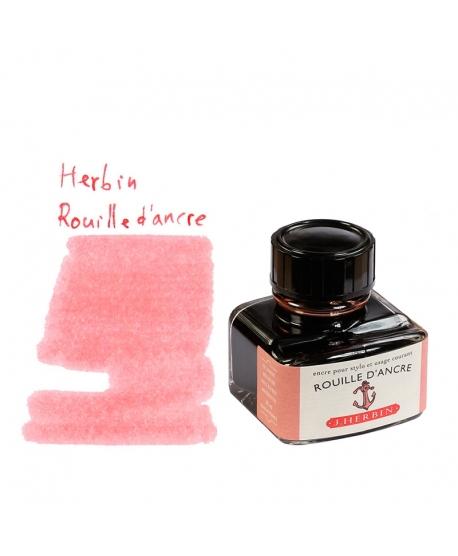 Herbin ROUILLE D'ANCRE (Bouteille d' encre 30 ml)