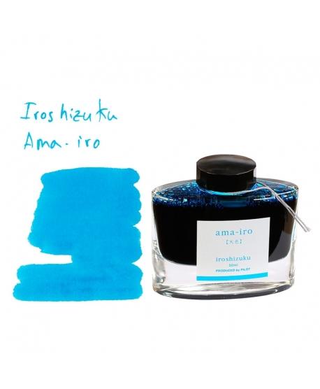 Pilot Iroshizuku AMA-IRO (50 ml bottle of ink)