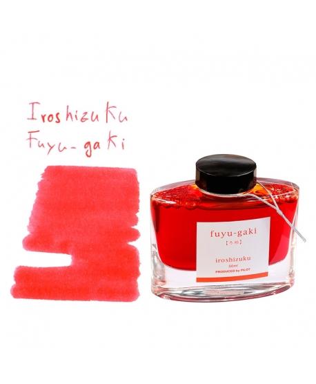 Pilot Iroshizuku FUYU-GAKI (50 ml bottle of ink)