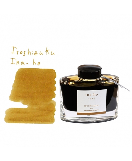 Pilot Iroshizuku INA-HO (50 ml bottle of ink)