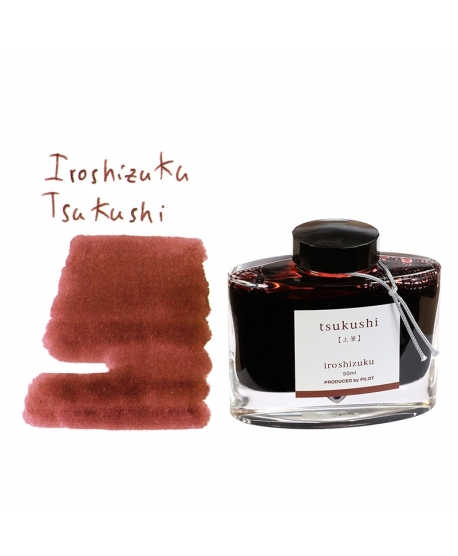 Pilot Iroshizuku TSUKUSHI (50 ml bottle of ink)