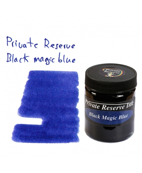 Private Reserve BLACK MAGIC BLUE (66 ml bottle of ink)