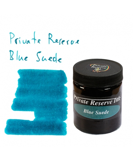Private Reserve BLUE SUEDE (66 ml bottle of ink)