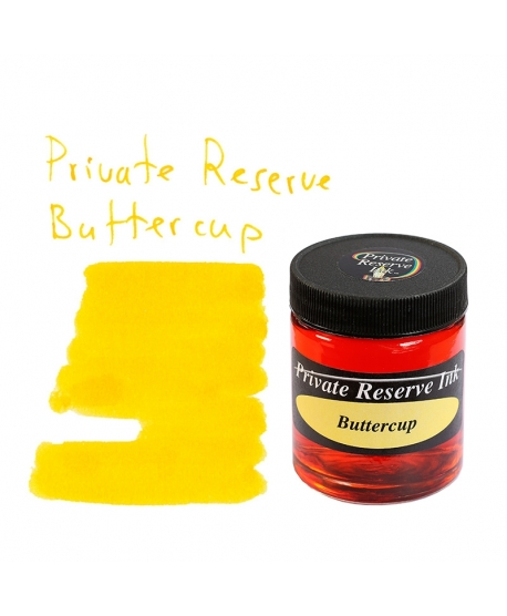 Private Reserve BUTTER CUP (66 ml bottle of ink)