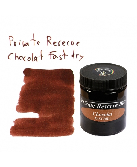 Private Reserve CHOCOLAT FAST DRY (66 ml bottle of ink)