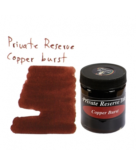 Private Reserve COPPER BURST (66 ml bottle of ink)