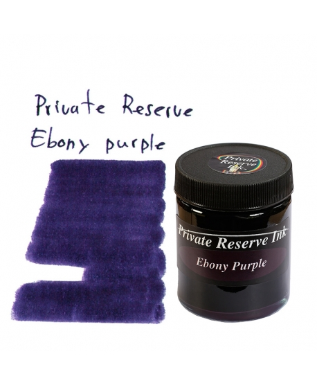 Private Reserve EBONY PURPLE (66 ml bottle of ink)