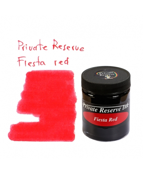 Private Reserve FIESTA RED (66 ml bottle of ink)