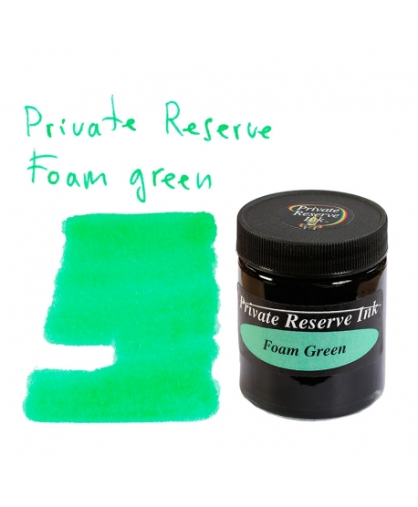 Private Reserve FOAM GREEN (66 ml bottle of ink)