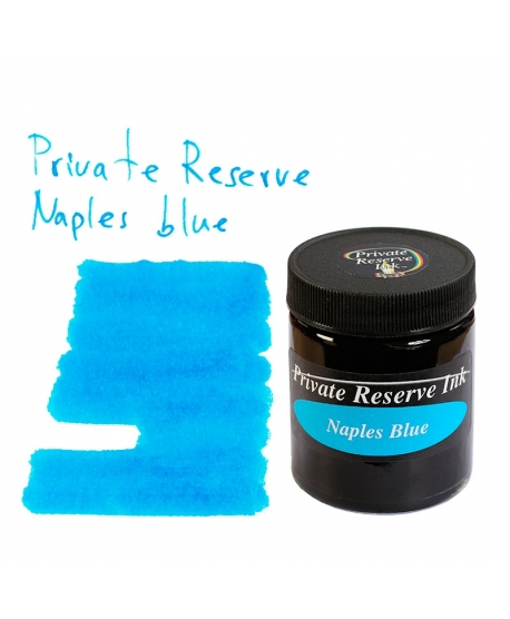 Private Reserve NAPLES BLUE (66 ml bottle of ink)