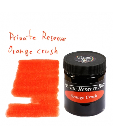 Private Reserve ORANGE CRUSH (66 ml bottle of ink)