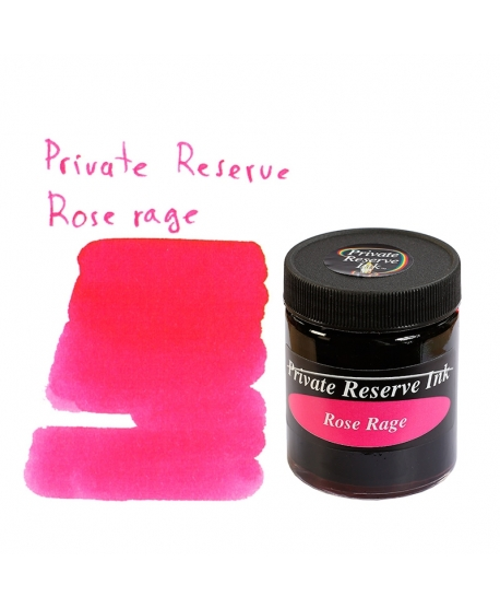 Private Reserve ROSE RAGE (66 ml bottle of ink)