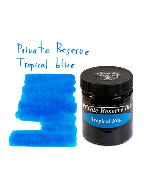 Private Reserve TROPICAL BLUE (66 ml bottle of ink)