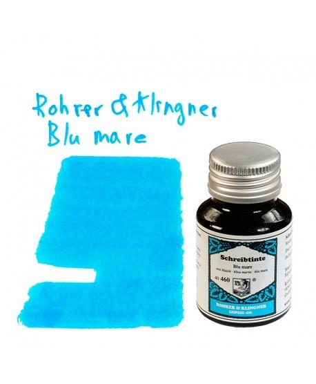 Rohrer & Klingner BLU MARE (50 ml bottle of ink)